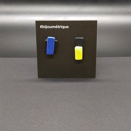 Bijoumetrique (Charlotte Coquen) - Petites boucles d'oreilles