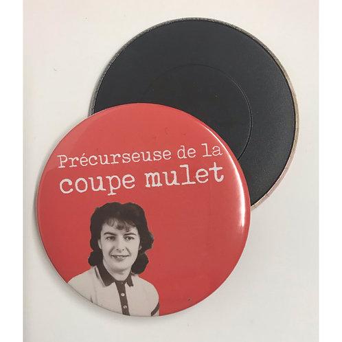 RED ORDB CRÉATIONS «MAGNET PRÉCURSEUSE DE LA COUPE MULET»