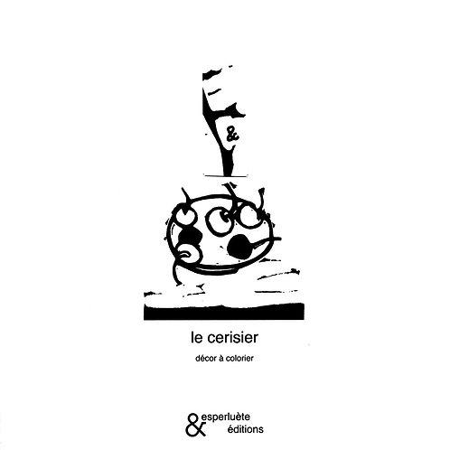 Esperluète éditions - «Le cerisier» de Anne Leloup