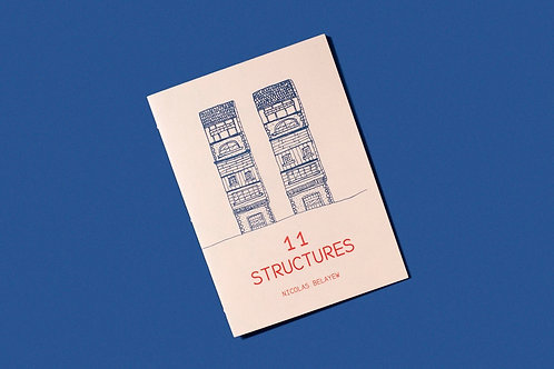 Actes Nord éditions - 11 structures