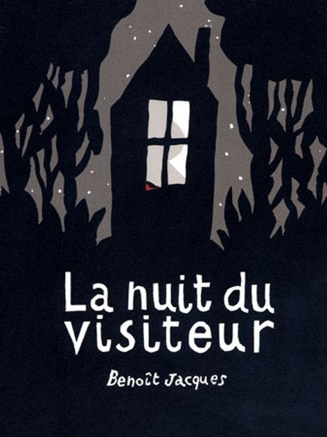 Benoit Jacques - La nuit du visiteur
