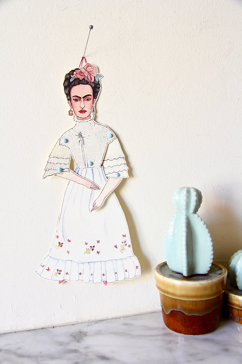Espace Fragile - Marionnette S «Frida»