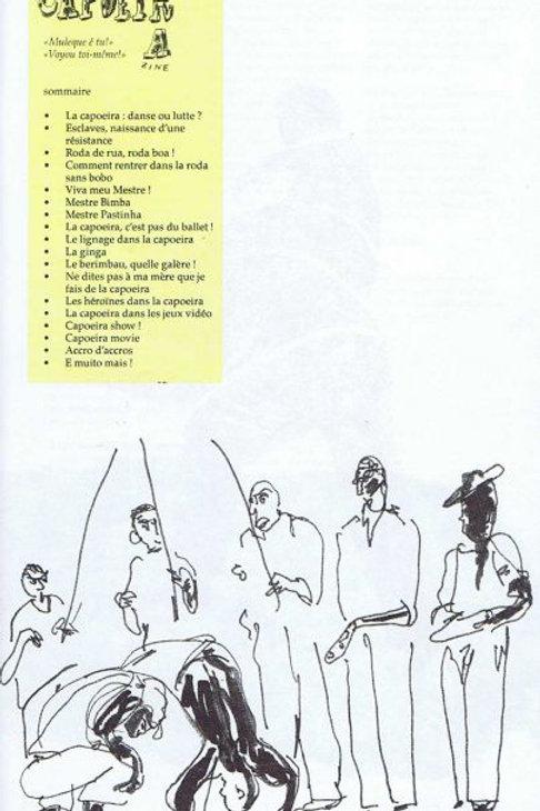 Chez Rosi - Capoeira Zine