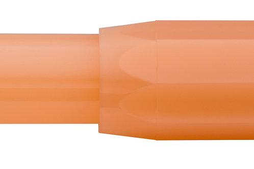 Kaweco - Stylo-plume Sport Frosted Soft Mandarin. Pointe medium. Etui cartonné.