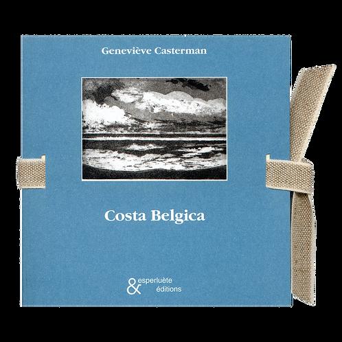 Esperluète éditions - «Costa Belgica» de Geneviève Casterman