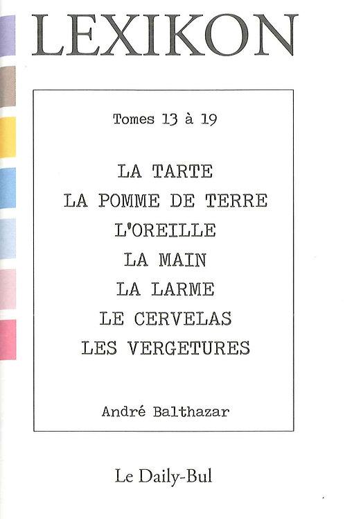 Editions Daily-Bul - Lexikon 13 à 19