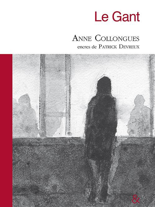 Esperluète éditions - «Le gant» de Anne Collongues et Patrick Devreux