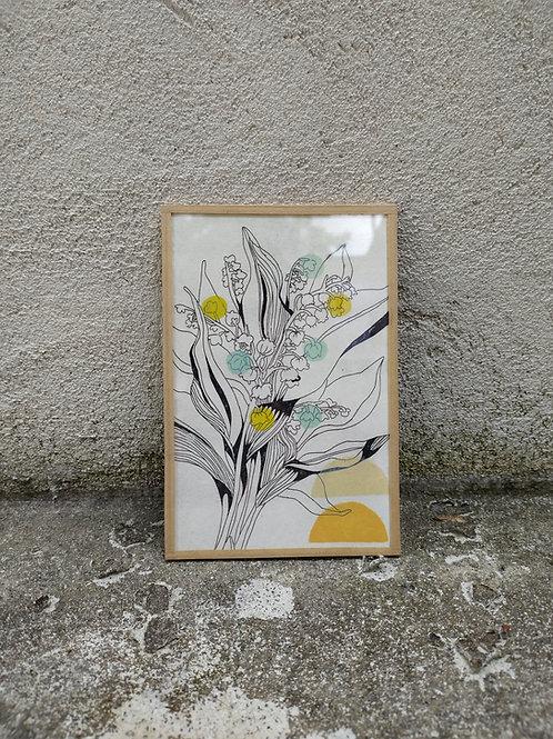 "Jeanne Picq - ""Petites Fleurs"""