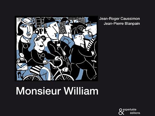 Esperluète éditions - Monsieur William