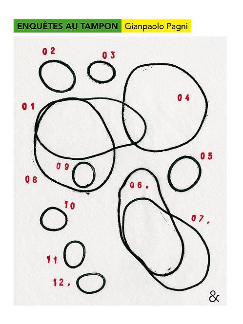 Esperluète éditions - «Enquêtes au tampon» de Gianpaolo Pagni