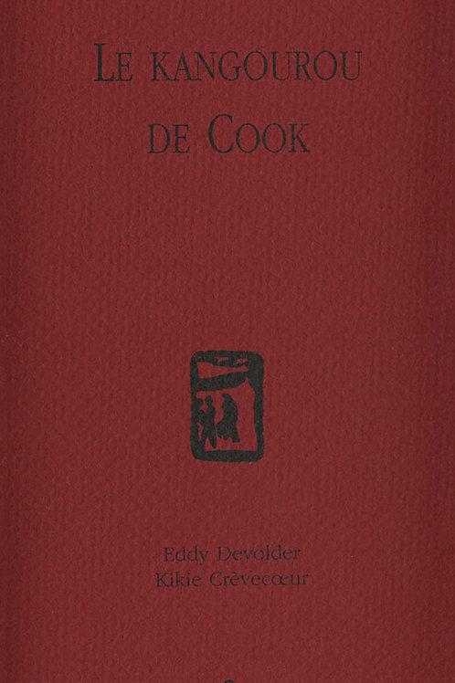 Esperluète éditions - «Le kangourou de Cook» de Eddy Devolder et Kikie Crêve...