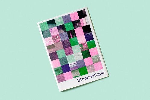 Actes Nord éditions -Stochastique de Louise Devin et Nicolas Belayew