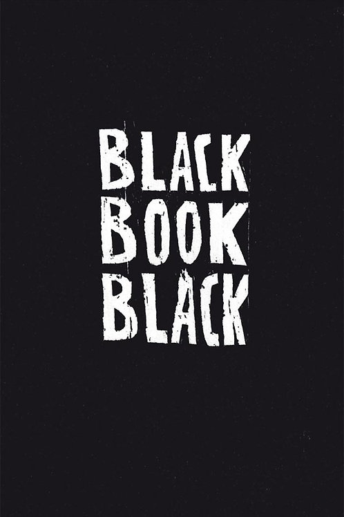 Fremok éditions - Black book black