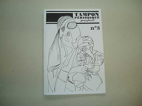Chez Rosi - Tampon périodique n°3 par Laurence Langlois