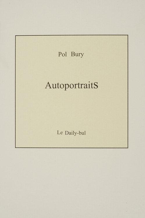 Editions Daily-Bul - Autoportraits