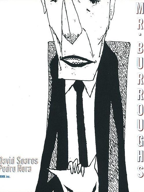 Fremok éditions - Mr Burroughs
