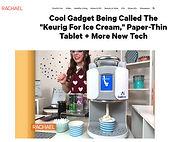 Rachel Ray ColdSnap Katie Linendoll 2-2-