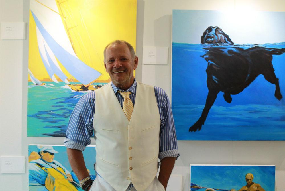 GORDIE HINES ART GALLERY