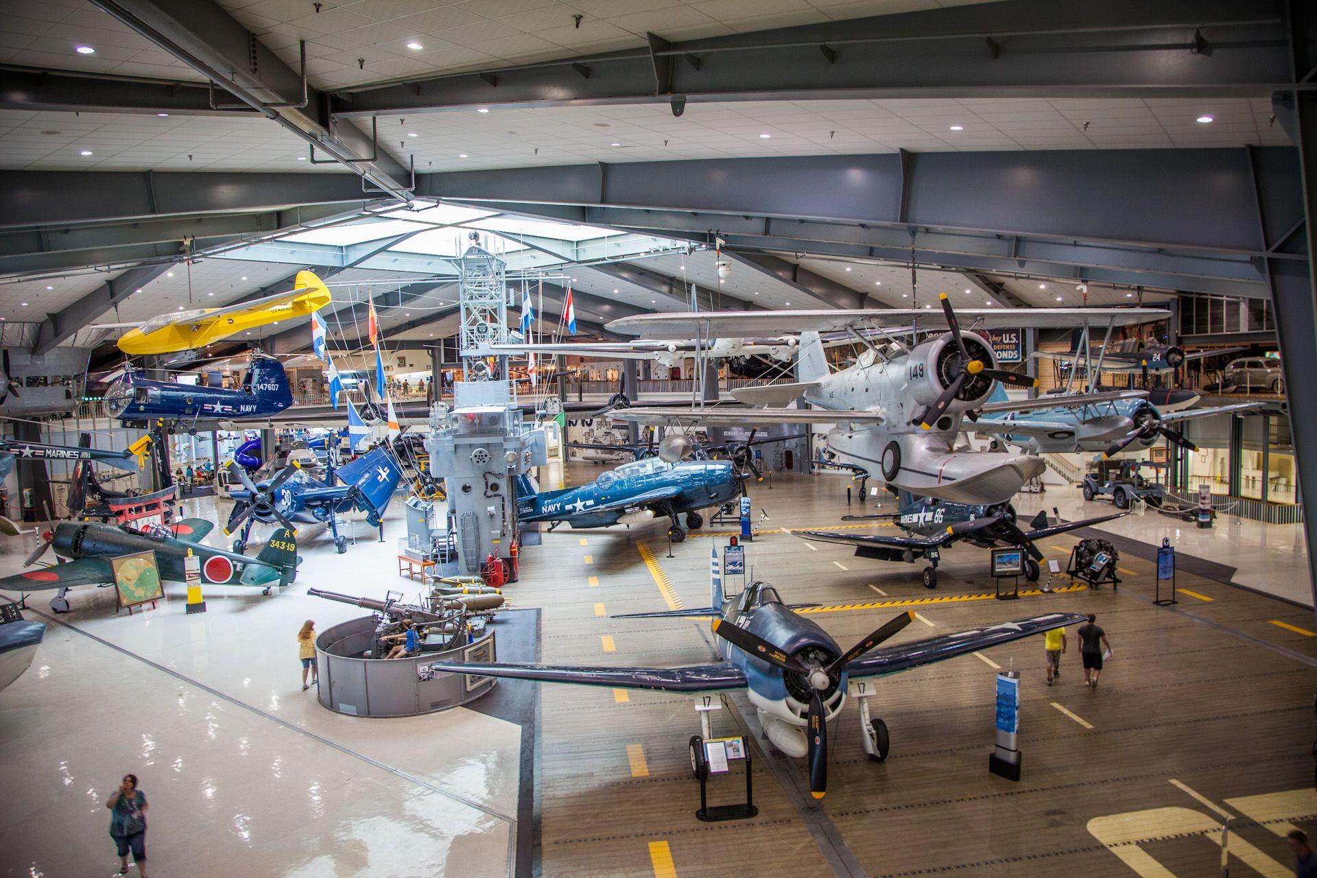 Pensacola-FL-Naval-Aviation-Museum-GoVet