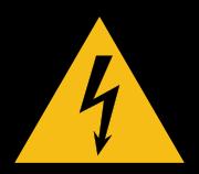 W012 - ელექტრო საფრთხე