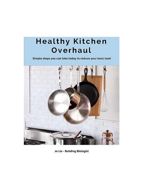Healthy Kitchen Overhaul - Ebook