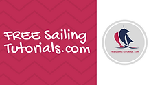 Free Sailing Tutorials Logo
