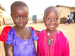 Local Children Gambia