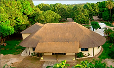The Gambian Bird Lodge in Tanji