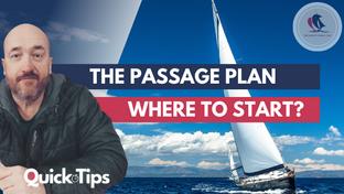 Where to Start when Passage Planning?