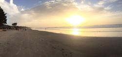 pano beach shot