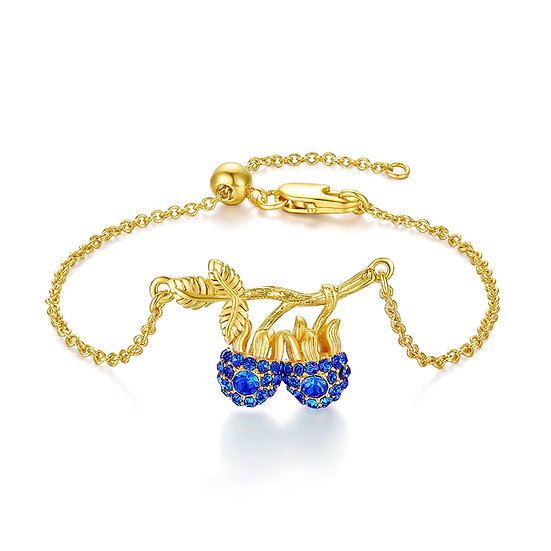 Blue Berry Bracelet