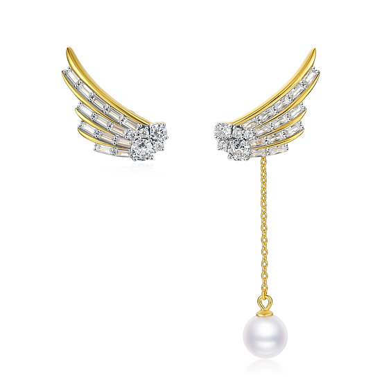 Wings Of  Hope Earrings