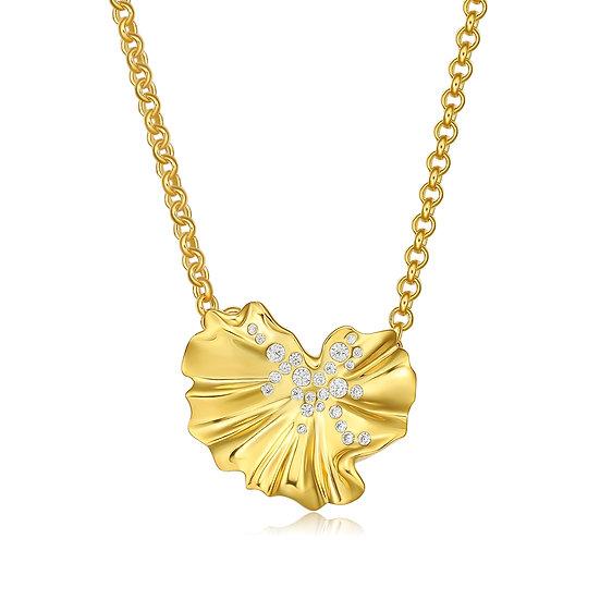Praise Necklace Gold