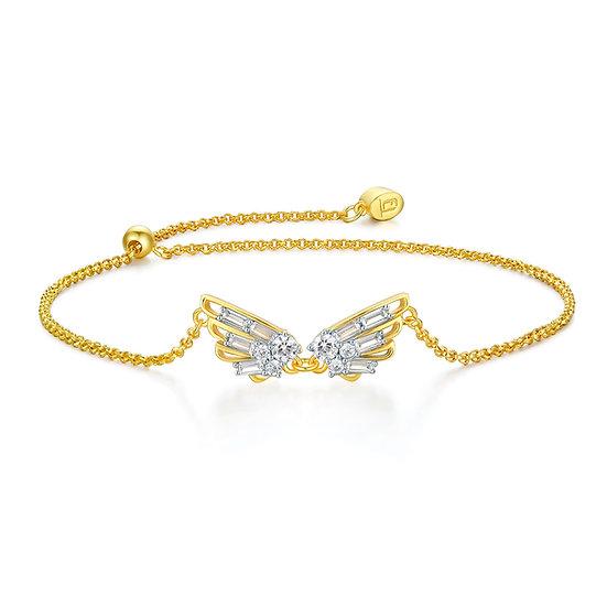 Wings Of Hope Bracelet