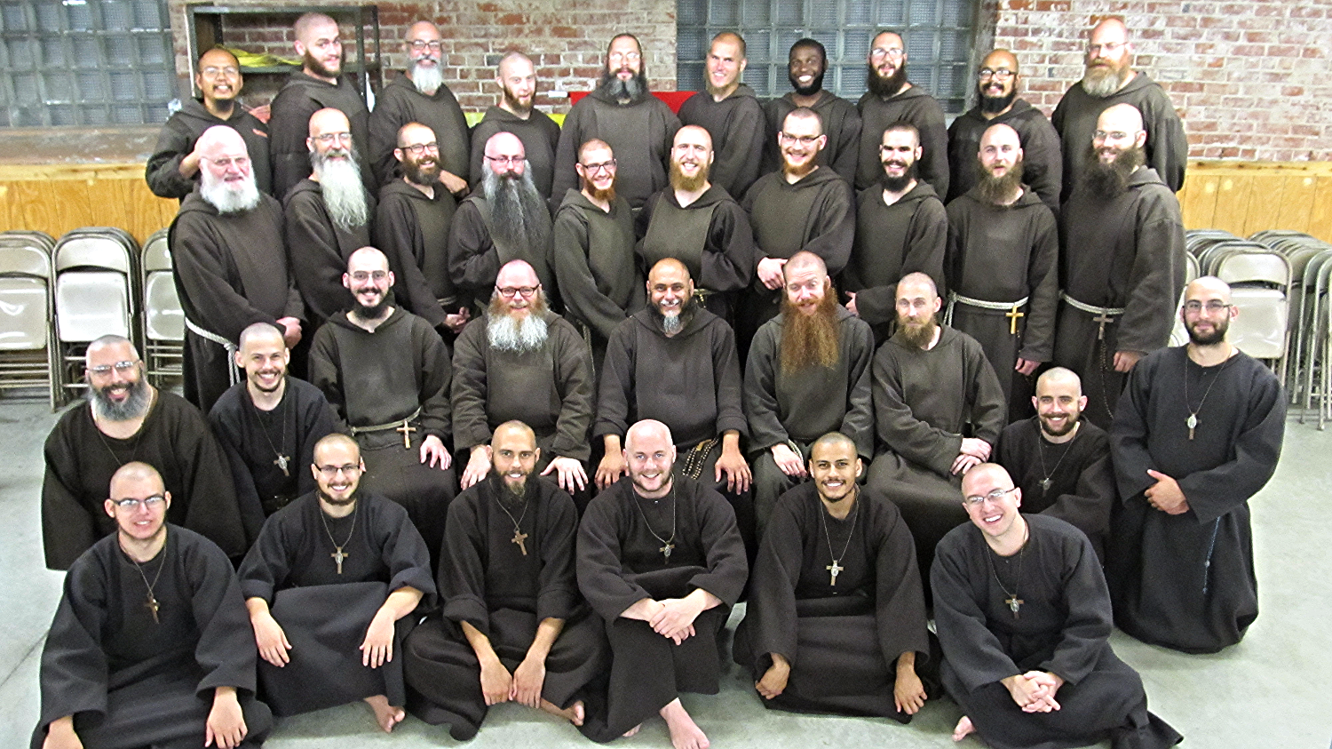 The franciscans for The franciscan