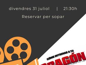 CINEMA A LA FRESCA [31-07-20]