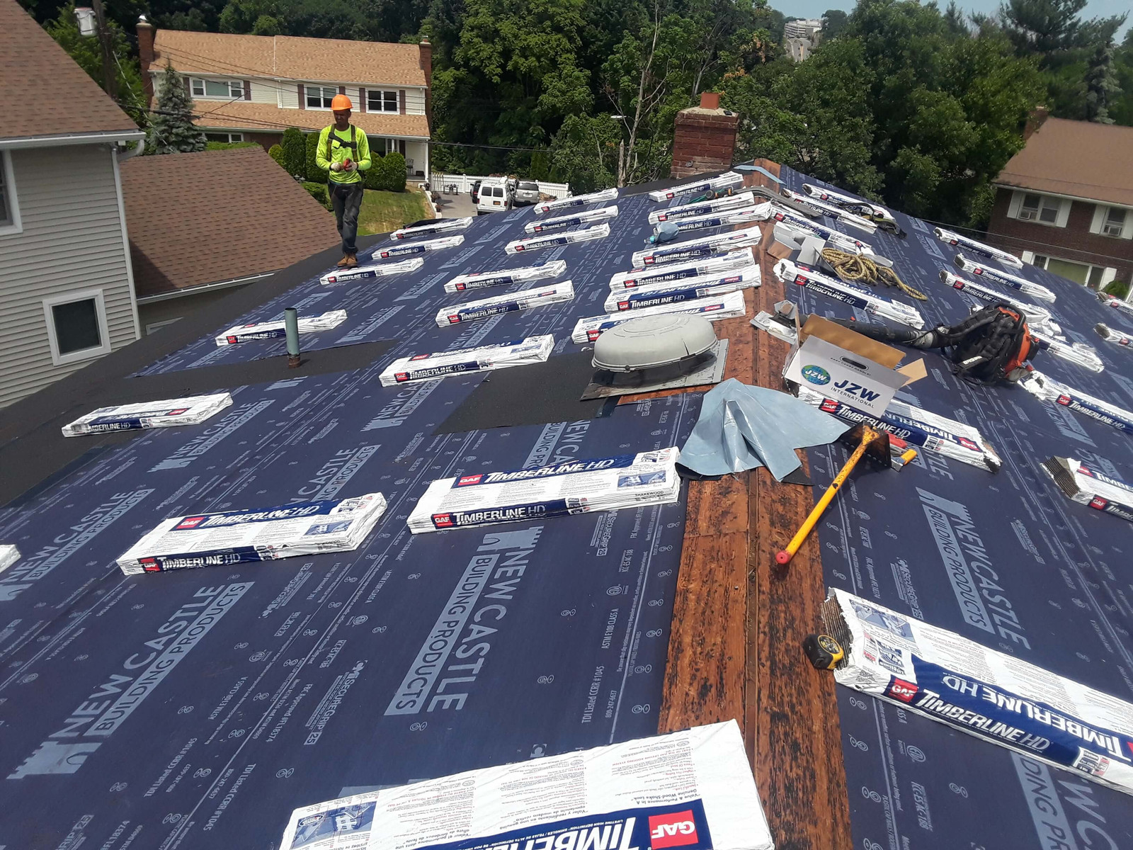 M Anthony S Construction Inc Roofing Companie New York