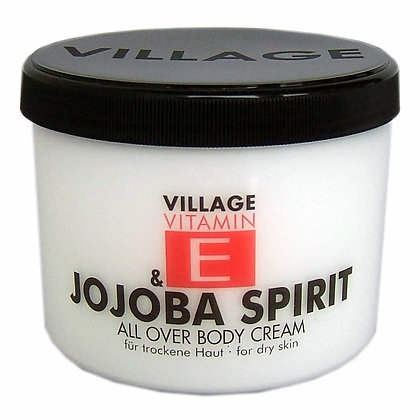 9506-02 VILLAGE VITAMIN E Jojoba Spirit