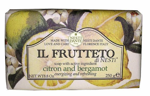 6641-01 Il Frutteto Citron & Bergamotte