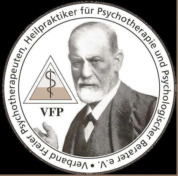 Zertifikat vom Verband Freier Psychotherapeuten und Heilpraktiker für Psychotherapie
