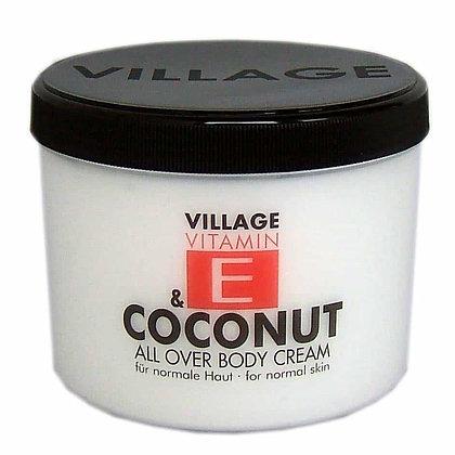 9506-04 VILLAGE VITAMIN E Coconut