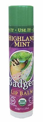 7201-02 Lip Balm Highland Mint