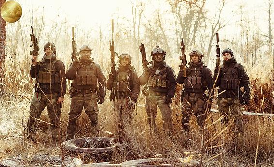 Modern Warfare: Live Experience