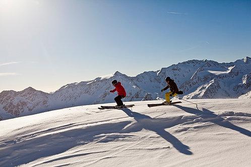 James Bond Spectre Action Experience - Sölden, Austria
