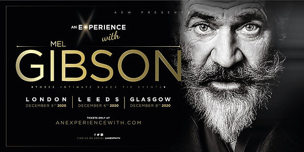 An Experience With Mel Gibson (London)