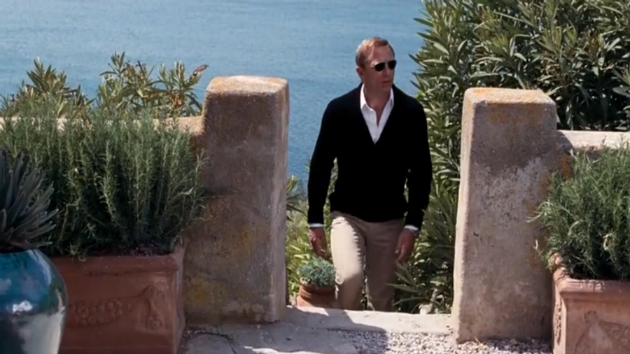 Luxury James Bond Quantum Of Solace Experience  - Siena, Italy