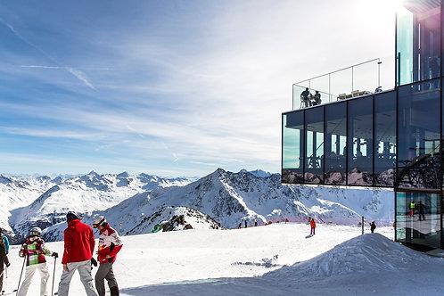 James Bond Spectre Relaxation Experience - Sölden, Austria