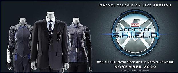Prop Store - Marvel Television Live Auction