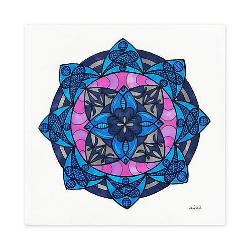 mandala flox azul
