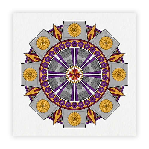 mandala memorial - coleção armênia